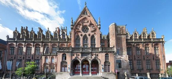 Bruges - Rijksnormaalschool