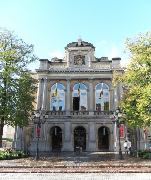Bruges - City theater