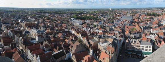 Bruges - Vista dal Belfort 2