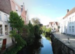 Bruges - Canal  1