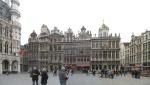 Grand place - Case delle Corporazioni - lato occidentale