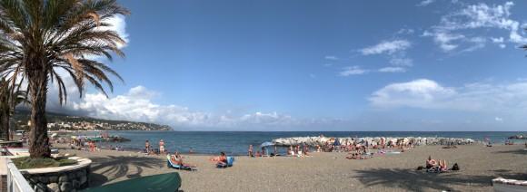 Cogoleto - Spiaggia
