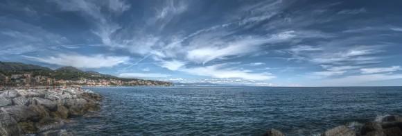 Cogoleto - Vista del litorale(Mantiuk06)