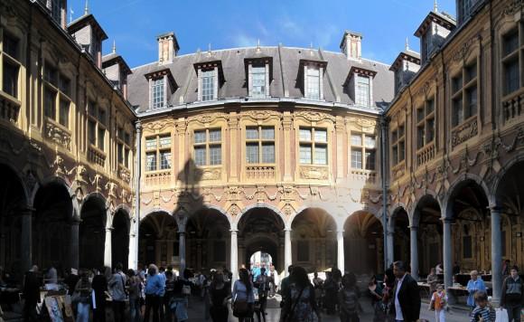 Lille - Palazzo della Borsa