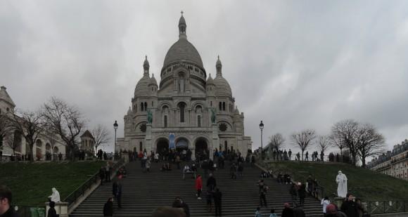 Montmartre - Basilique du Sacre-Coeur 2