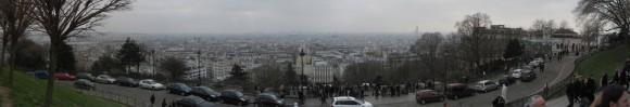 Montmartre - Paris panorama