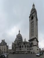Montmartre -Basilique du Sacre-Coeur Bell Tower  2