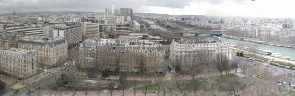 3 - Parigi da Torre Eiffel - Piano 1 sud-ovest