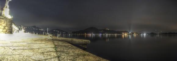 Lago Maggiore da Arona(HDR Mantiuk06)