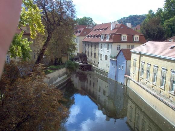 Praga - Canale