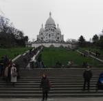 Parigi - Montmartre - Basilique du Sacre-Coeur 1