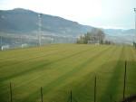 Calcio in montagna