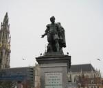 Statua di Rubens
