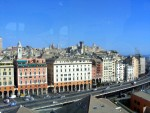Genova - Vista da Ascensore Bigo 9