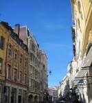Lille - Strada del centro