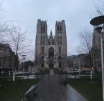 Cathedrale Saints Michel et Gudule de Bruxelles