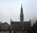 Grand Place - Hotel de Ville