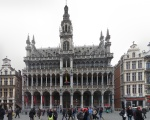 Grand place - Maison du Roi