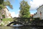 Bruges - Vista dai canali 2